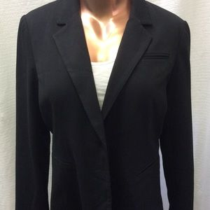 Black Suite Jacket